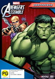 Avengers Assemble: Destroyers Season 1 Volume 2 DVD
