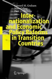 Internationalization and Economic Policy Reforms in Transition Countries image