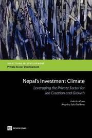 Nepal's Investment Climate by Gabi G Afram