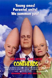 Coneheads on DVD