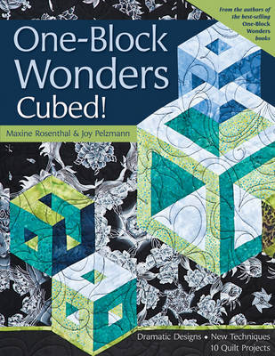 One-Block Wonders Cubed! by Maxine Rosenthal image