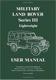 Land Rover Series 3 Military Lightweight Handbook