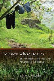 To Know Where He Lies by Sarah Wagner image