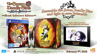 The Seven Deadly Sins: Knights of Britannia Collector's Edition for PS4