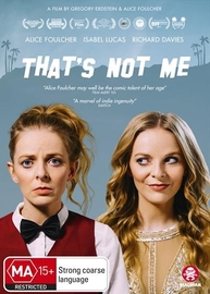 That's Not Me on DVD image