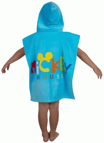 Disney: Mickey Mouse - Hooded Towel Poncho image