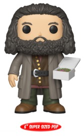"Harry Potter - Hagrid (with Cake) 6"" Pop! Vinyl Figure"