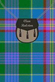 Clan Ralston Tartan Journal/Notebook by Clan Ralston