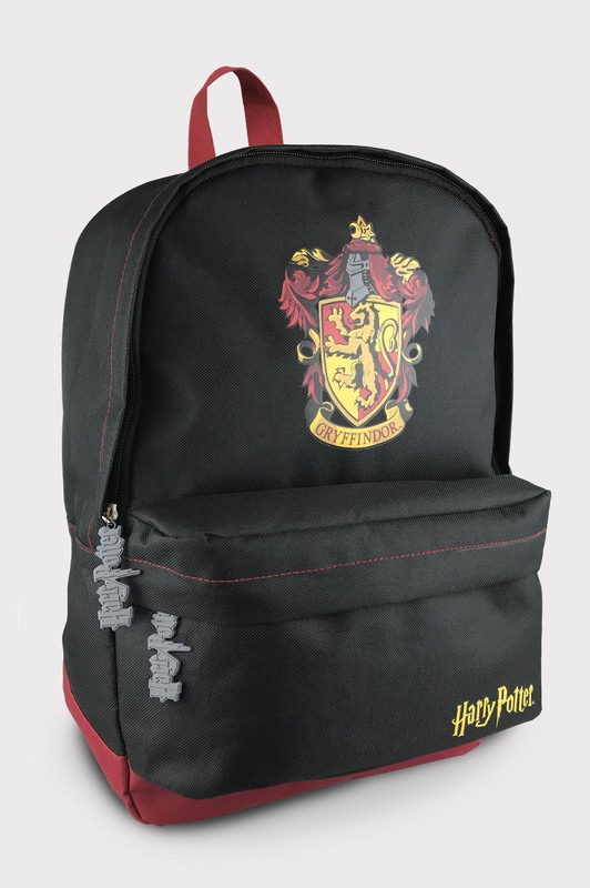 Harry Potter: Gryffindor Backpack Back to School Backpack