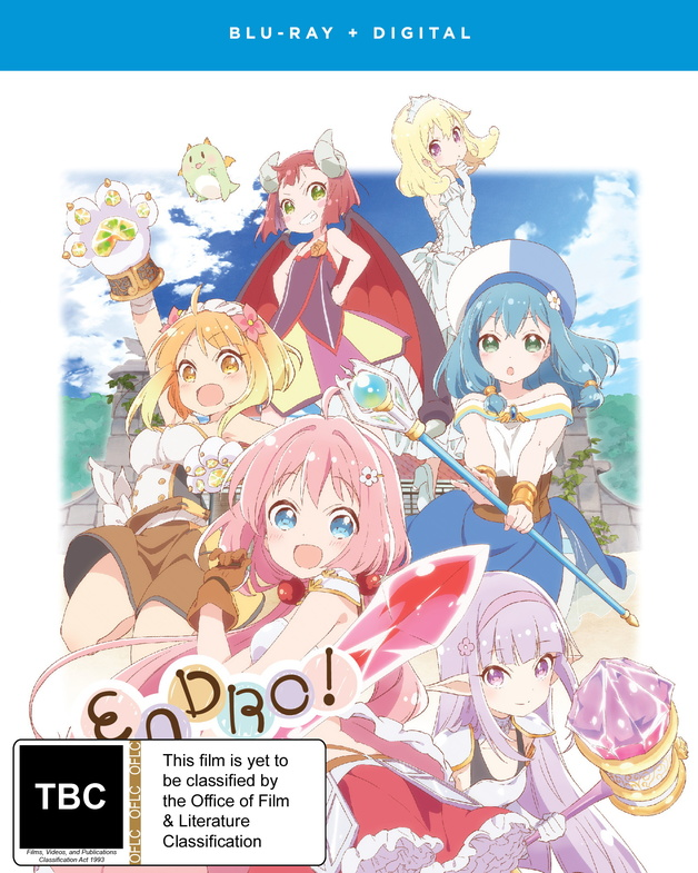 Endro! Complete Series on Blu-ray