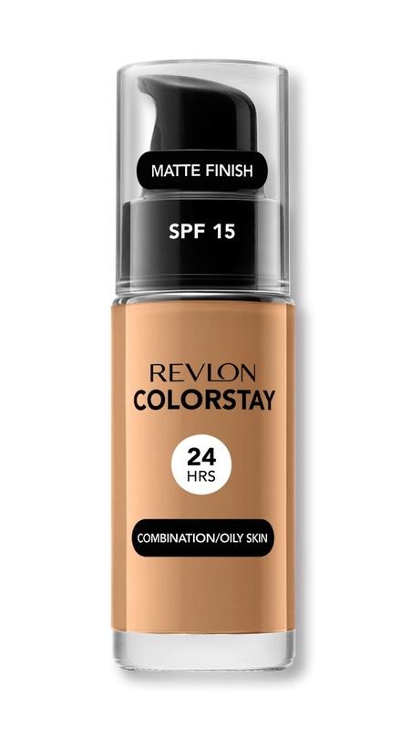 Revlon: Colorstay Foundation - Caramel
