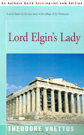 Lord Elgin's Lady by Theodore Vrettos image