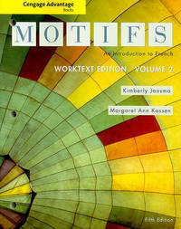 Cengage Advantage Books: Motifs: Volume 2 by Kimberly Jansma