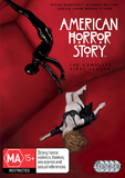 American Horror Story - The Complete First Season DVD