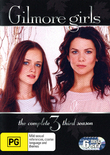 Gilmore Girls - The Complete Third Season (6 Disc Set) (New Packaging) DVD