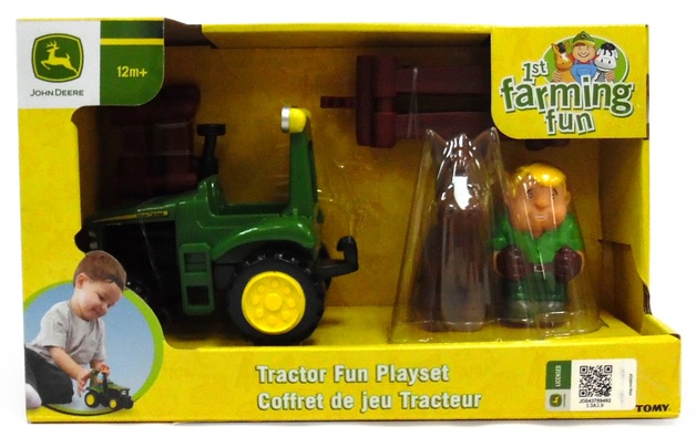 John Deere: Tractor Fun Playset