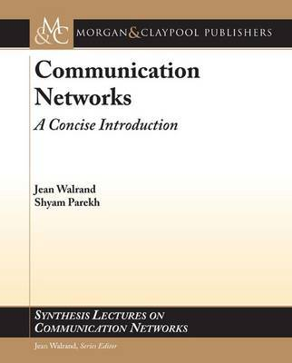 Communication Networks by Jean Walrand image
