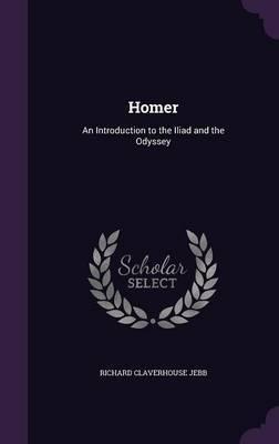Homer by Richard Claverhouse Jebb