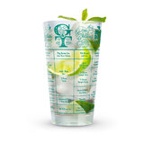 Good Measure - Gin Cocktails Gift Glass