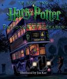Harry Potter and the Prisoner of Azkaban: The Illustrated Edition by J.K. Rowling