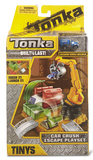 Tonka Tiny's: Car Crash Escape Playset