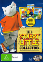 The Stuart Little Collection (3 Disc Set) on DVD