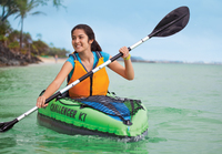 "Intex: Challenger K1 Kayak with 86"" Aluminium Oars"