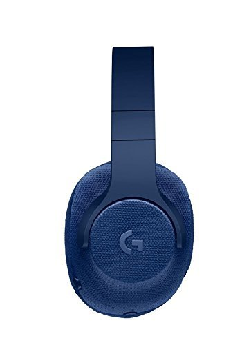 Logitech G433 7.1 Surround Gaming Headset - Blue for PC Games image