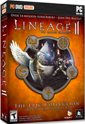 Lineage II: The Epic Collection for PC Games