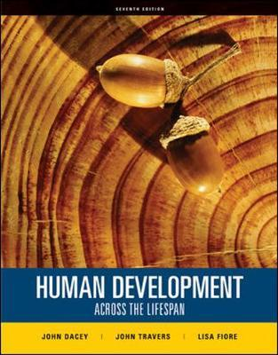 Human Development Across the Lifespan by John S Dacey