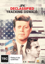 JFK Declassified: Tracking Oswald on DVD