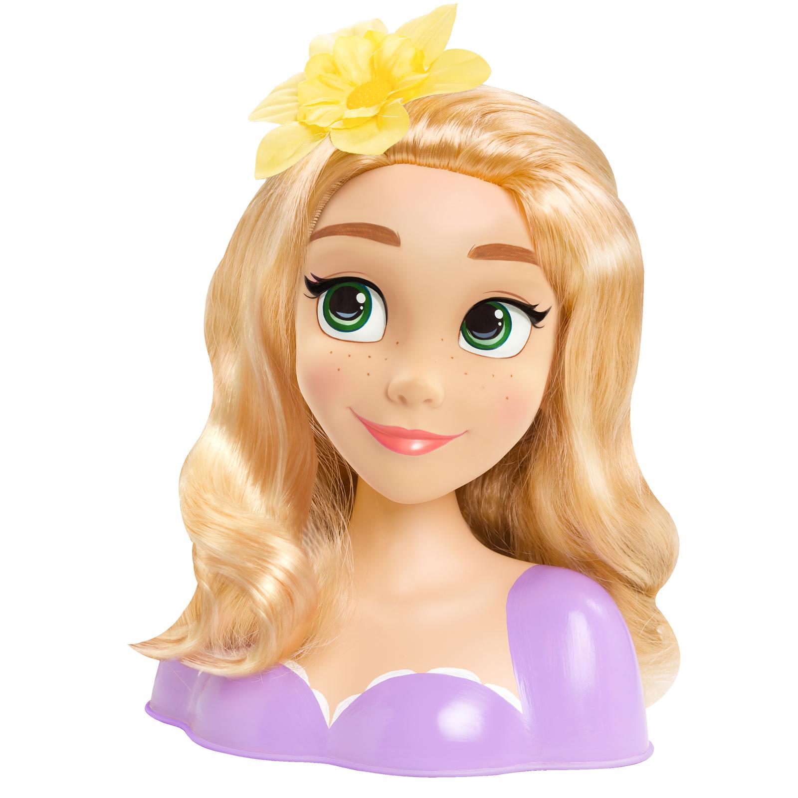 Disney: Princess Styling Head - Rapunzel image