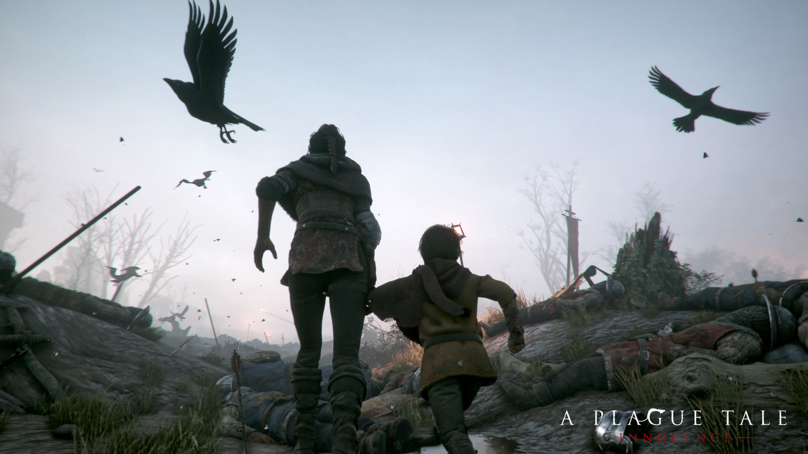A Plague Tale: Innocence for PS4 image
