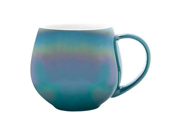 Maxwell & Williams Lumi Snug Mug 450ML Aqua