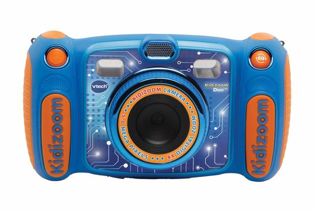 Vtech: Kidizoom Duo 5.0 Camera - (Blue)