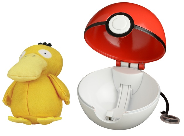 Pokemon: Pop Action Poke Ball - Psyduck