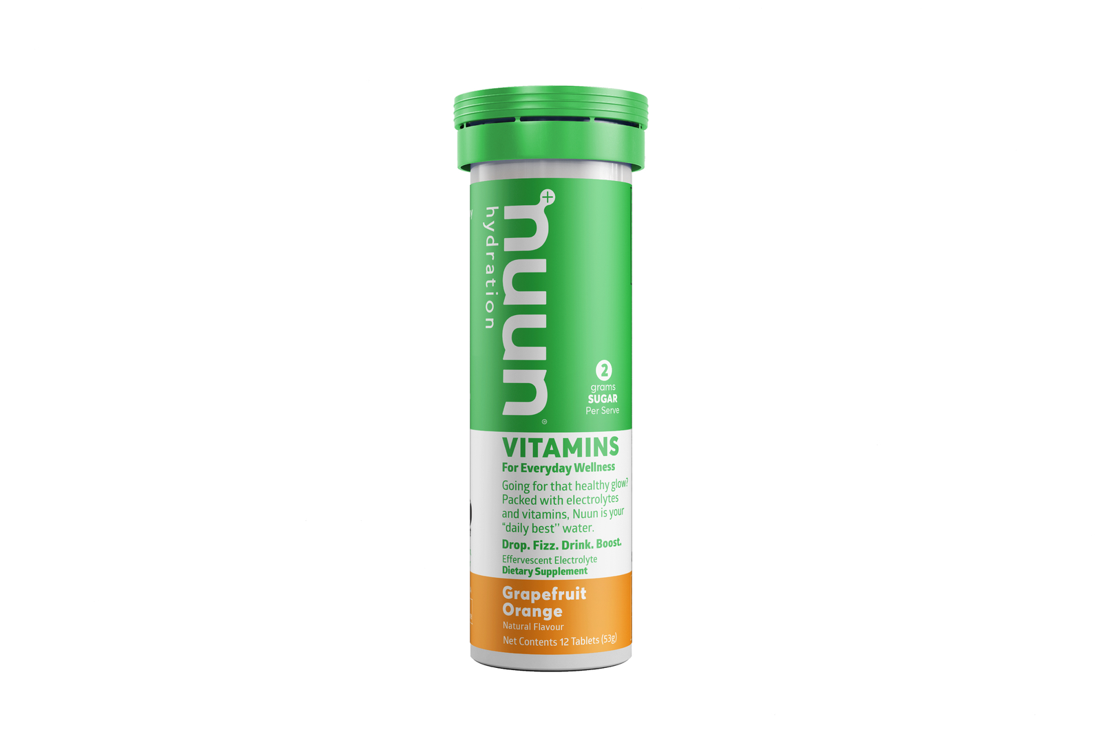 Nuun Vitamin Tablets - Grapefruit Orange image