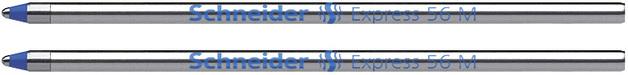 Schneider: Express 56 Mini Ballpoint Refill - Blue