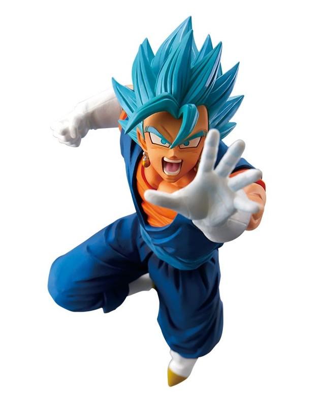 Dragon Ball: Super Saiyan Blue Vegito - PVC Figure
