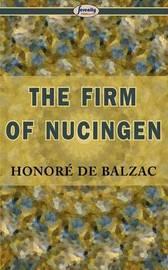 The Firm of Nucingen by Honore de Balzac image