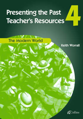 The Modern World: Teachers Resources by Keith Worrall image