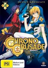 Chrono Crusade - Vol 6 - Devil's Advocate on DVD