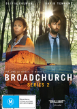 Broadchurch - Season Two DVD