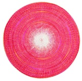 Annabel Trends: Fiesta Placemat - Red