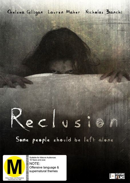 Reclusion on DVD