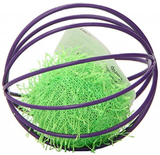 Rattle the Cage Cat Toy