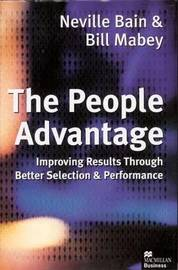 The People Advantage by Neville Bain image
