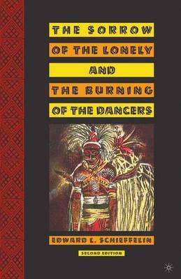 The Sorrow of the Lonely and the Burning of the Dancers by Edward L. Schieffelin image