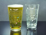 Pacman - Cold Change Pint Glass