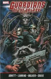 Guardians Of The Galaxy By Abnett & Lanning: The Complete Collection Volume 2 by Dan Abnett
